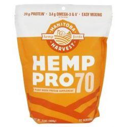 Manitoba Harvest Hemp Pro 70 2 Lbs
