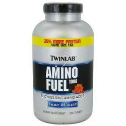 Twinlab Amino Fuel 1000 250 Tablets