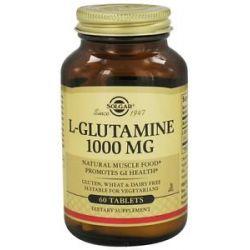 Solgar L Glutamine 1000 MG 60 Tablets