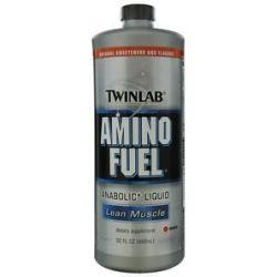 Twinlab Amino Fuel Anabolic Liquid Orange 32 Oz
