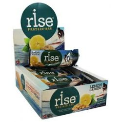 Rise Foods Rise Protein Bar Lemon Cashew 2 1 Oz