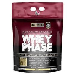 4 Dimension Nutrition 100 Whey Protein Whey Phase Vanilla 10 Lbs