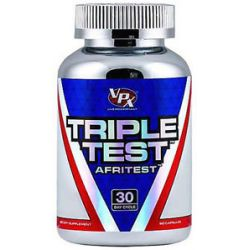 VPX Triple Test Afritest 30 Day Cycle 90 Capsules
