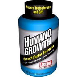 Labrada Humano Growth Factor Formula 120 Capsules 710779334571
