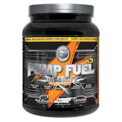 NDS Nutrition Pump Fuel V 3 Insanity Outrageous Orange 1 9 Lbs