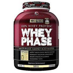 4 Dimension Nutrition 100 Whey Protein Whey Phase Vanilla 5 Lbs