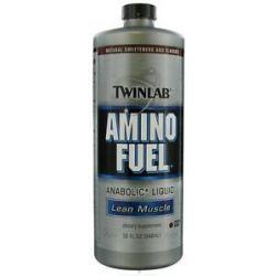 Twinlab Amino Fuel Liquid Cherry Bomb 32 Oz