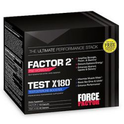 Force Factor The Ultimate Performance Stack 818594010455