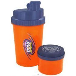 Now Foods 3 in 1 Sports Shaker Bottle 25 Oz