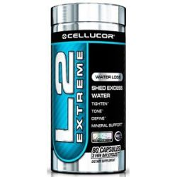 Cellucor L2 Extreme Water Loss 80 Capsules
