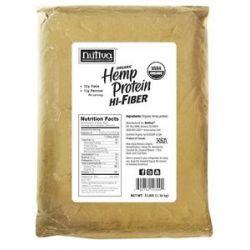 Nutiva Organic Hemp Protein Hi Fiber 3 Lbs