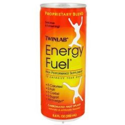 Twinlab Energy Fuel High Performance RTD Fruit Splash 8 4 Oz