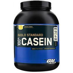 Optimum Nutrition 100 Casein Gold Standard Banana Cream 4 Lbs