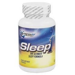 Nutrition 53 SLEEP1 The Ultimate Sleep Formula 60 Capsules