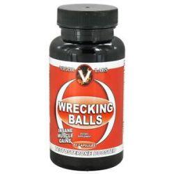 Vigor Labs Wrecking Balls Testosterone Booster 60 Capsules