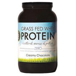 Nutrology Grass Fed Whey Protein Creamy Chocolate 2 Lbs