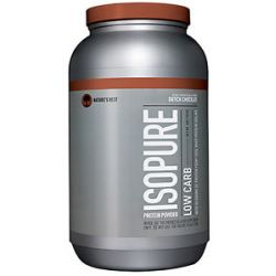 Nature's Best Isopure Perfect Low Carb Dutch Chocolate 3 Lbs 089094021177