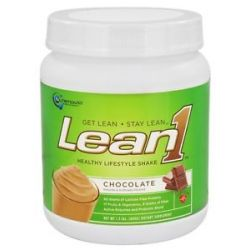Nutrition 53 LEAN1 Performance Shake Chocolate 1 3 Lbs