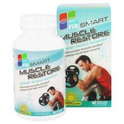 Renew Life Fitsmart Muscle Restore 60 Vegetarian Capsules