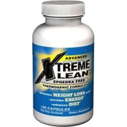 Good 'N Natural Advanced Xtreme Trim Thermogenic Formula Ephedra Free 120