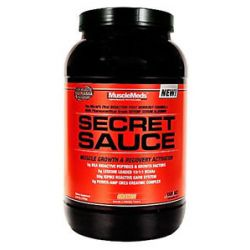MuscleMeds Secret Sauce Muscle Growth Recovery Activator Orange 3 11 Lbs