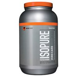 Nature's Best Isopure Perfect Zero Carb Mango Peach 3 Lbs