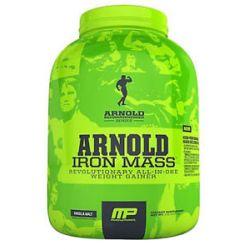 Muscle Pharm Arnold Schwarzenegger Series Arnold Iron Mass Vanilla Malt 5