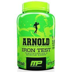 Muscle Pharm Arnold Schwarzenegger Series Arnold Iron Test 90 Capsules