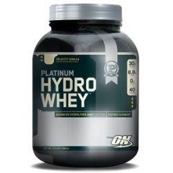 Optimum Nutrition Platinum Hydro Whey Advanced Hydrolyzed Whey Protein 748927026399
