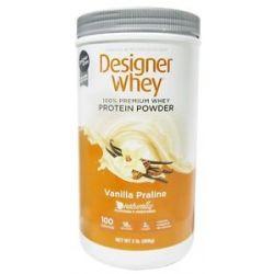 Designer Protein Designer Whey 100 Premium Whey Protein Powder Vanilla