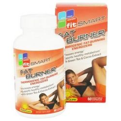 Renew Life Fitsmart Fat Burner 60 Vegetarian Capsules