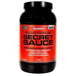 MuscleMeds Secret Sauce Muscle Growth Recovery Activator Punch 3 11 Lbs