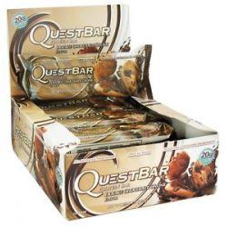 Quest Nutrition Quest Bar Protein Bar Double Chocolate Chunk 2 12 Oz