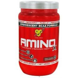 BSN Amino x BCAA Endurance and Recovery Agent Fruit Punch 15 3 Oz
