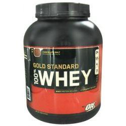 Optimum Nutrition 100 Whey Gold Standard Protein Chocolate Malt 5 Lbs