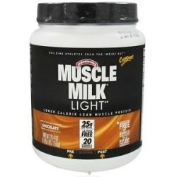 CytoSport Muscle Milk Genuine Light Lower Calorie Lean Muscle Protein
