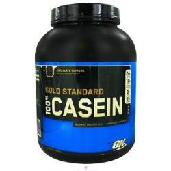Optimum Nutrition 100 Casein Gold Standard Chocolate Supreme 4 Lbs