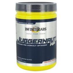 Infinite Labs Juggernaut HP Pre Workout Crimson Punch 13 75 Oz