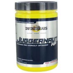 Infinite Labs Juggernaut HP Pre Workout Pink Lemonade 13 75 Oz