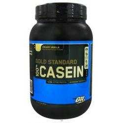 Optimum Nutrition 100 Casein Gold Standard Creamy Vanilla 2 Lbs