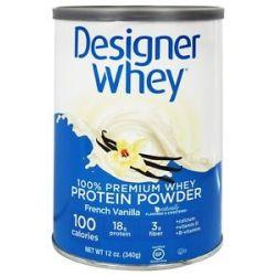 Designer Protein Designer Whey 100 Premium Whey Protein Powder French Vanilla