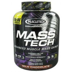 MuscleTech Products Mass Tech Performance Series Advanced Muscle Mass Gainer 631656703153