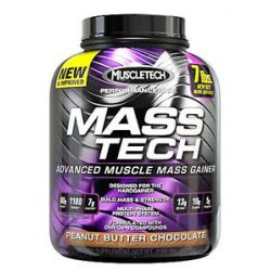 MuscleTech Products Mass Tech Performance Series Advanced Muscle Mass Gainer