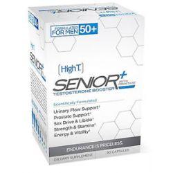 High T Senior Beta Prostate Testosterone Booster 90 Capsules