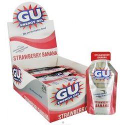 Energy Energy Gel No Caffeine Strawberry Banana 1 1 Oz