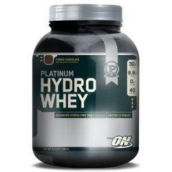 Optimum Nutrition Platinum Hydro Whey Advanced Hydrolyzed Whey Protein Turbo