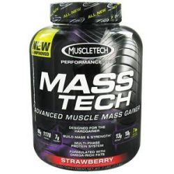 MuscleTech Products Mass Tech Performance Series Advanced Muscle Mass Gainer