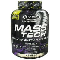 MuscleTech Products Mass Tech Performance Series Advanced Muscle Mass Gainer 631656703160