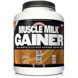 CytoSport Muscle Milk Genuine High Protein Gainer Powder Drink Mix Chocolate