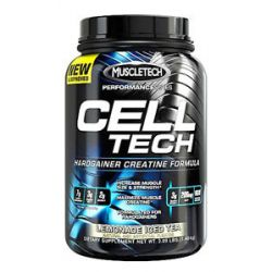 MuscleTech Products Cell Tech Performance Series Hardgainer Creatine Formula